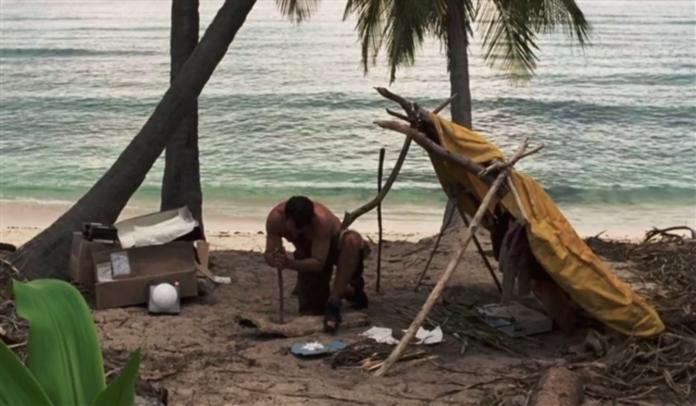 Kỹ năng sống một mình trên hoang đảo