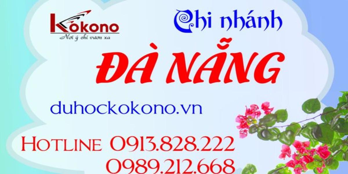 Trung tâm Ngoại ngữ Kokono Chi nhánh Đà Nẵng.