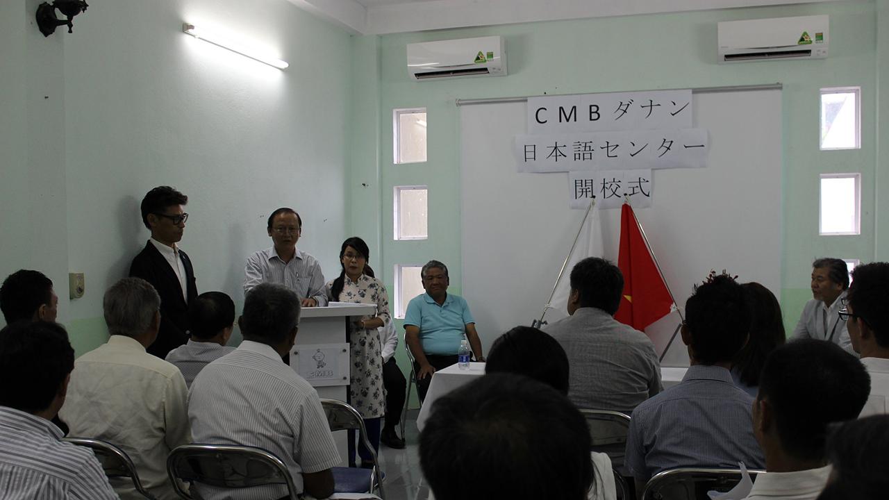 Trung tâm đào tạo Nhật Ngữ CMB Đà Nẵng - nơi định hướng cho những du học sinh tương lai