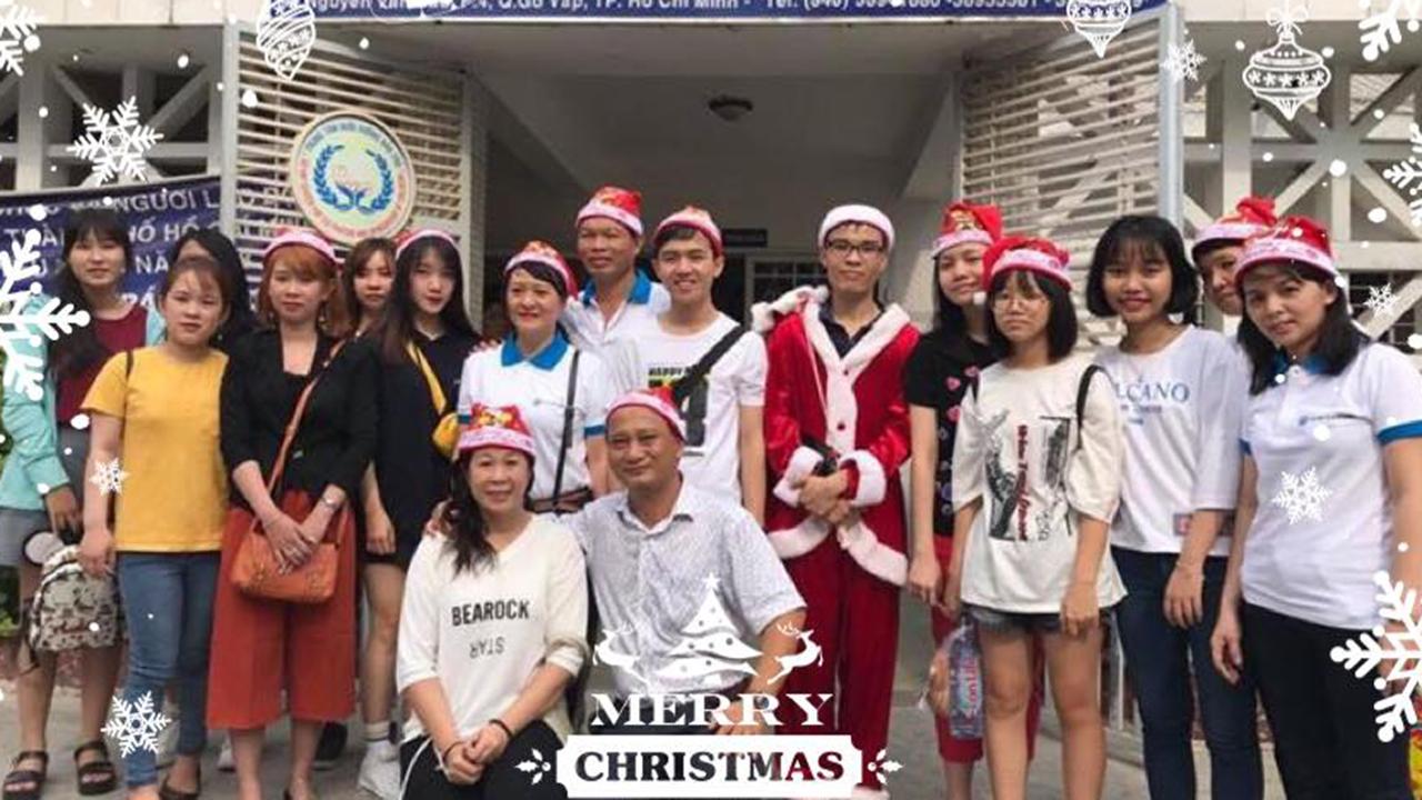 Một chương trình từ thiện của trường Nhật ngữ Đông Kinh