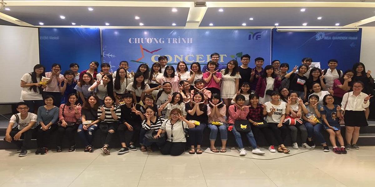 Trung tâm giao lưu văn hóa Việt-Hàn IYF Đà Nẵng