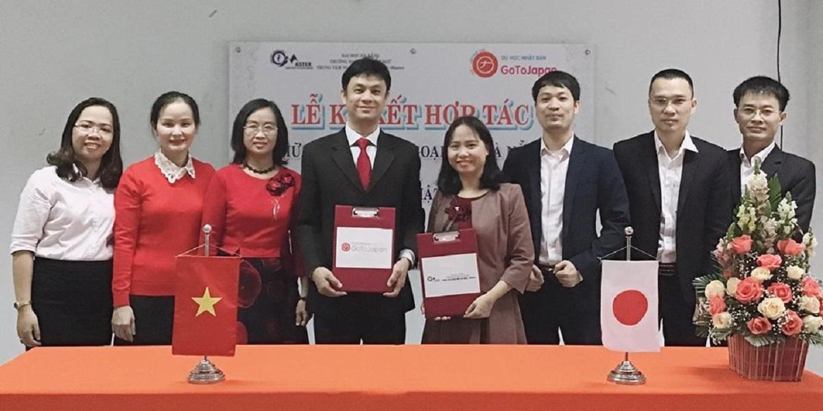 Sự kiện hợp tác tại trung tâm ngoại ngữ Đà Nẵng.