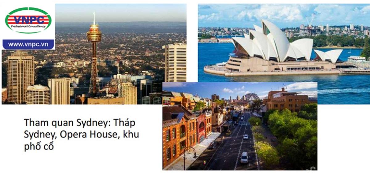 Du học hè Úc khám phá Sydney - Adelaide