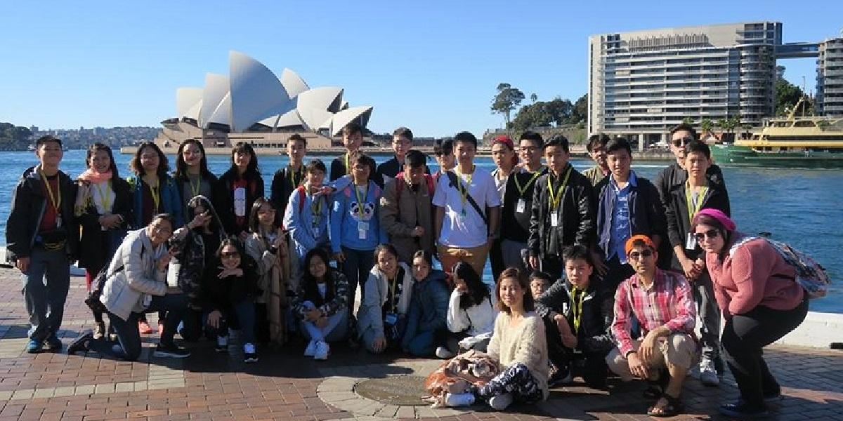 Du học hè Úc - Trại hè nhà lãnh đạo trẻ tài năng