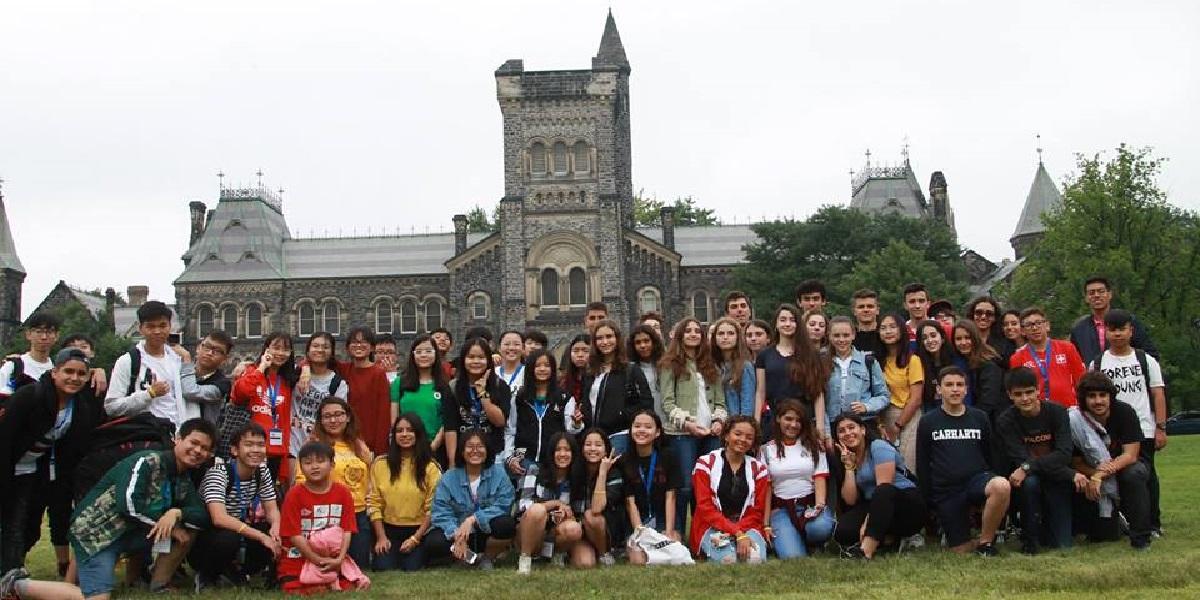 Du học Canada 2019 - Trại hè tại Toronto