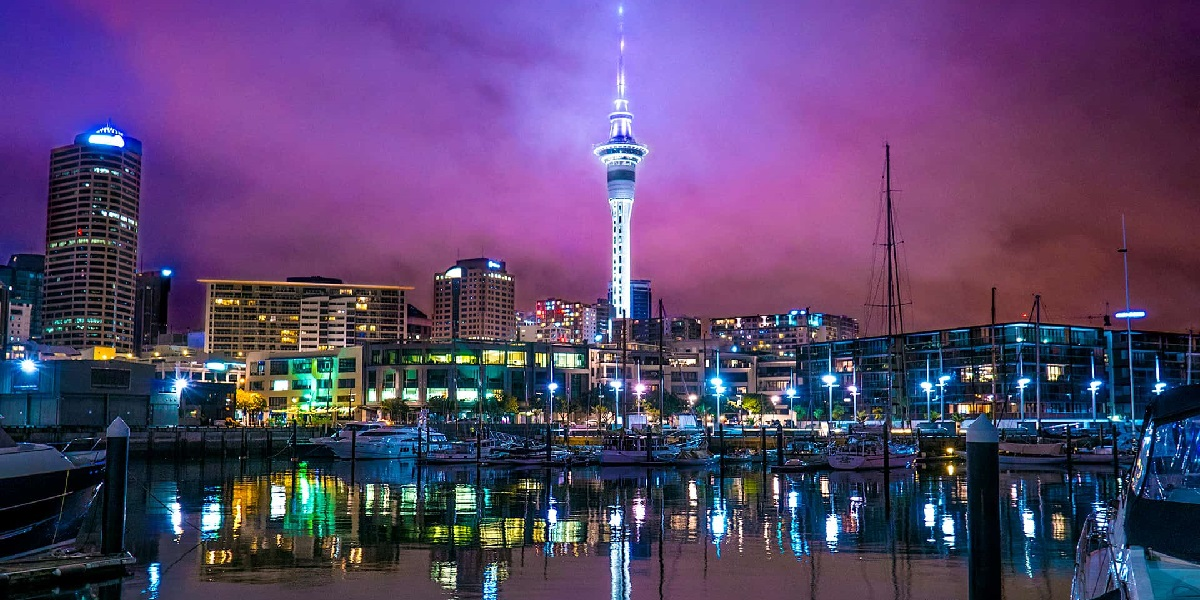 Trải nghiệm thành phố cảng tại Auckland với chương trình du học hè New Zealand 2019