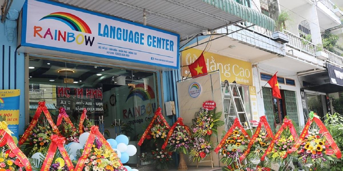 Trung tâm anh ngữ Rainbow ở Huế