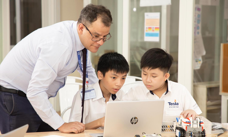 Tesla tiên phong trong việc kết hợp giữa chương trình IB và chương trình của Bộ Giáo dục & Đào tạo
