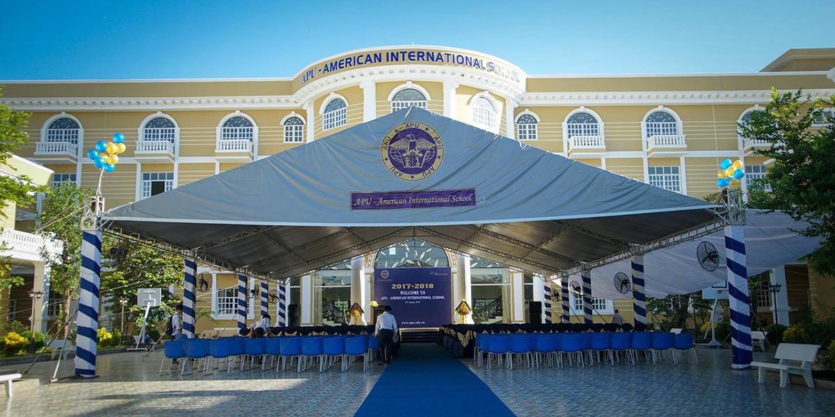 Trường quốc tế APU Đà Nẵng là ngôi trường đạt chuẩn chất lượng hàng đầu