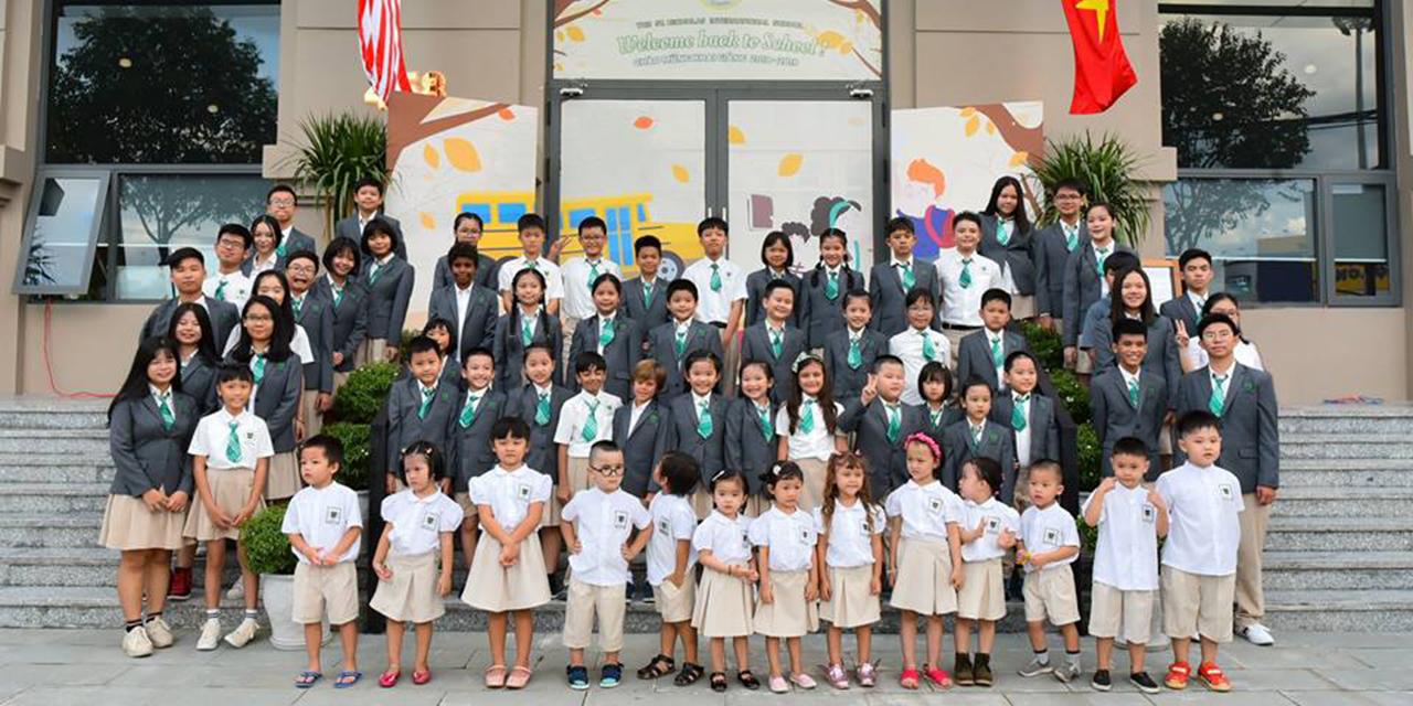 St. nicholas International School Đà Nẵng là ngôi trường trong mơ của nhiều học sinh