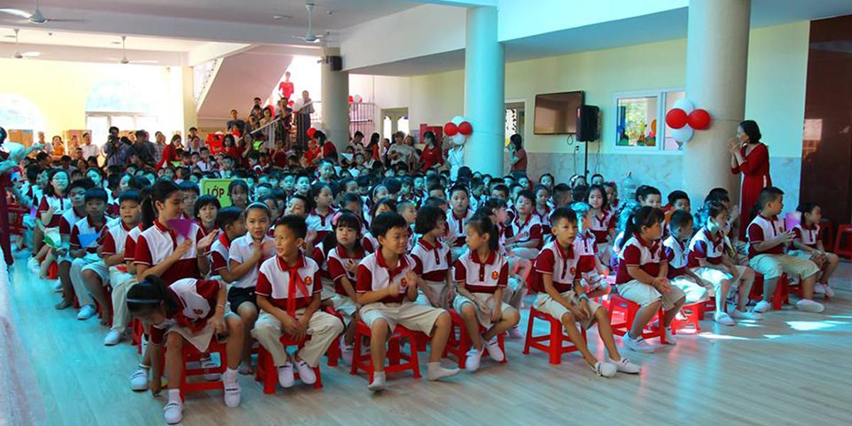 Trường quốc tế Việt Nhật kết hợp hài hòa giữa hai nền giáo dục