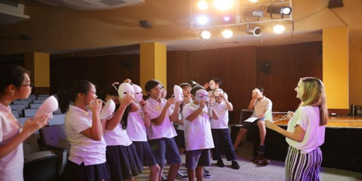 Hoạt động ngoại khóa tại trường quốc tế Renaissance Sài Gòn.
