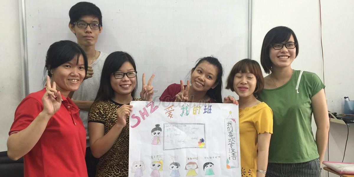 Hoa Văn Thương Mại SHZ - trung tâm đào tạo tiếng Trung nhiều cơ sở tại Sài Gòn