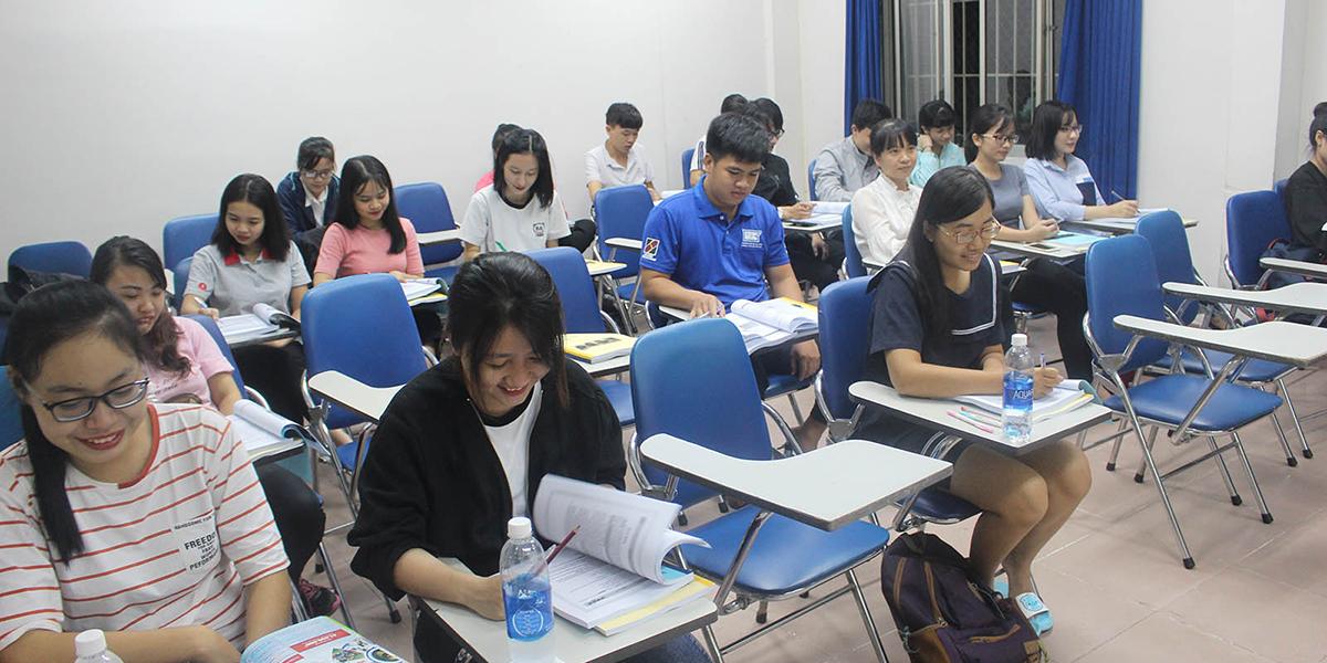 Trung tâm tiếng hoa đại học sư phạm tphcm với các lớp học được đào tạo bài bản