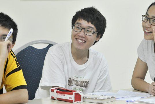 Trường Hoa Ngữ Mạch Kiếm Hùng - trung tâm có nhiều hoạt động thực tiễn thú vị