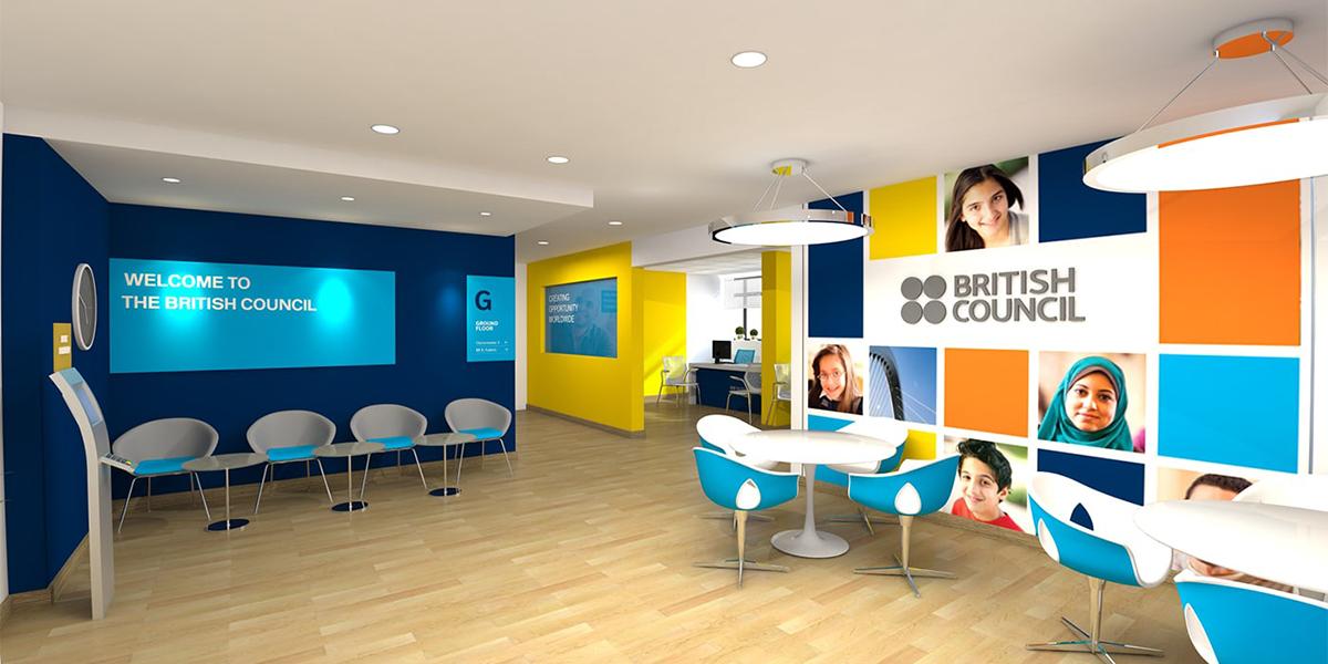 British Council - trung tâm Anh văn giao tiếp được trang bị những công nghệ mới nhất