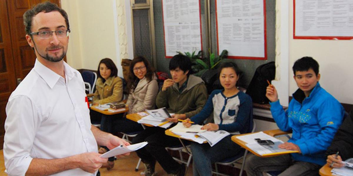 IBEST - trung tâm Anh văn giao tiếp lâu đời tại Hà Nội