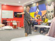Jaxtina English - trung tâm đào tạo tiếng Anh giỏi toàn diện 4 kỹ năng Nghe – Nói – Đọc – Viết