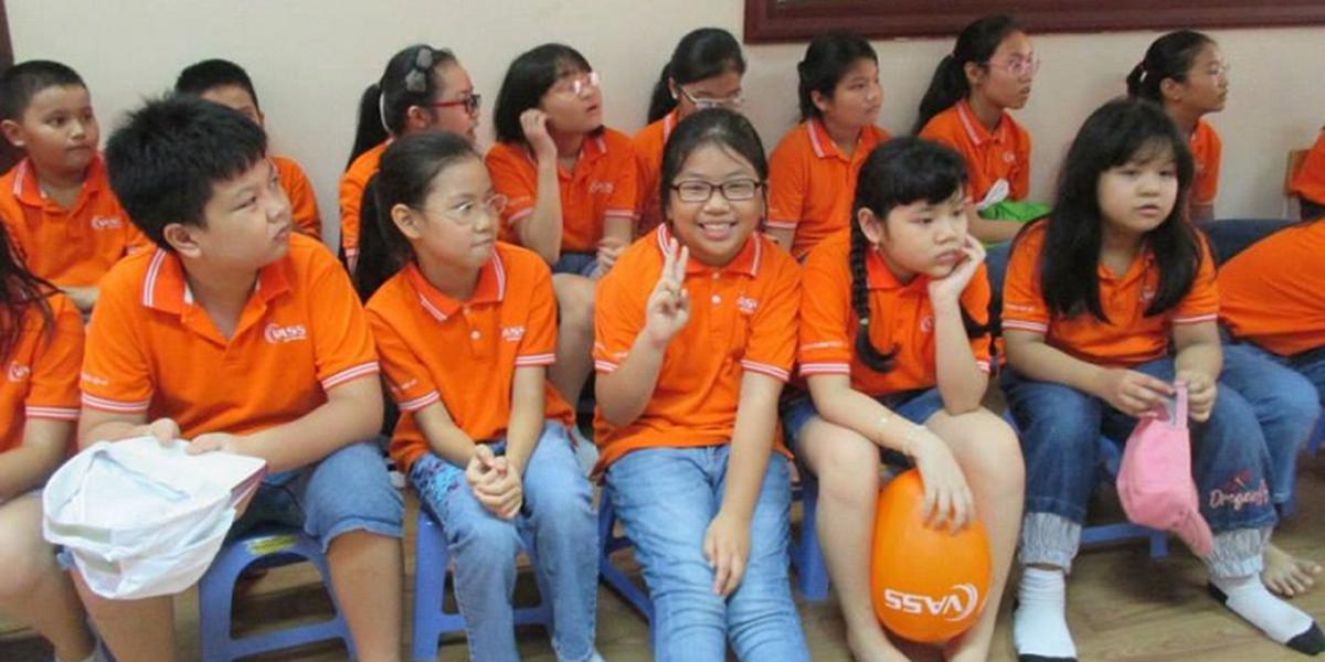 Khóa Anh văn giao tiếp giàu tính tương tác tại trung tâm Anh ngữ Việt Mỹ VASS