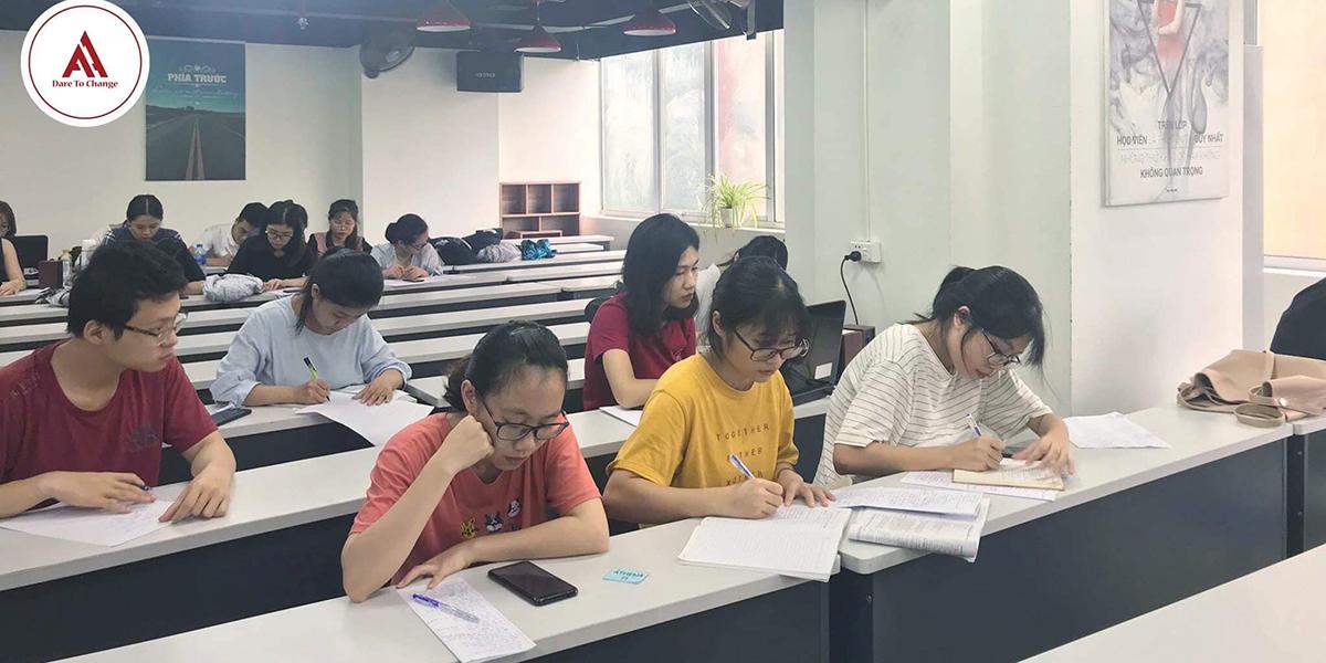 Toeic cơ bản tại khóa học tiếng Anh cho người mất gốc tại Hà Nội Athena Center