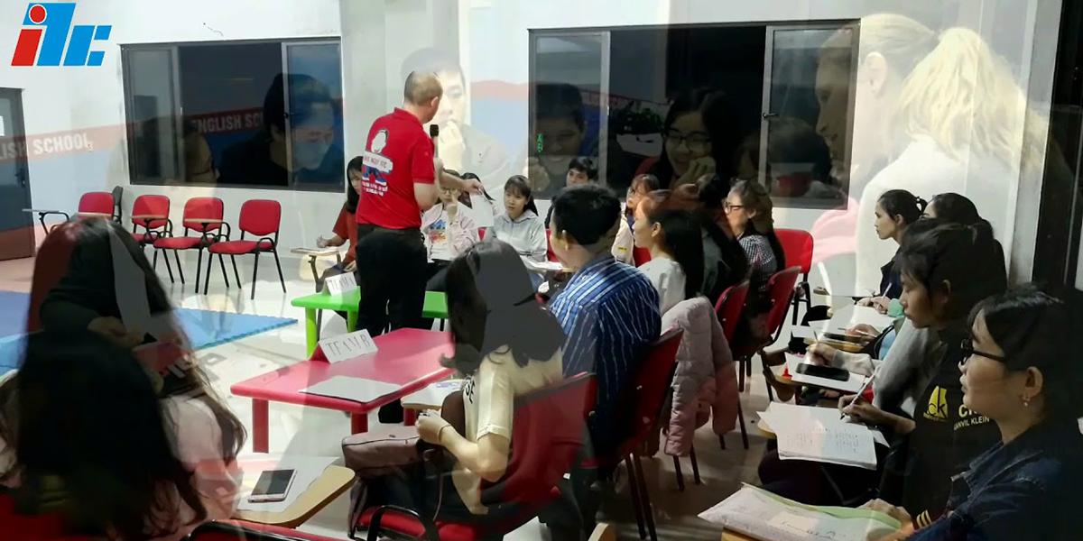 ITC – trung tâm có khóa học tiếng Anh cho người mới bắt đầu tại Hà Nội có nhiều chương trình ưu đãi