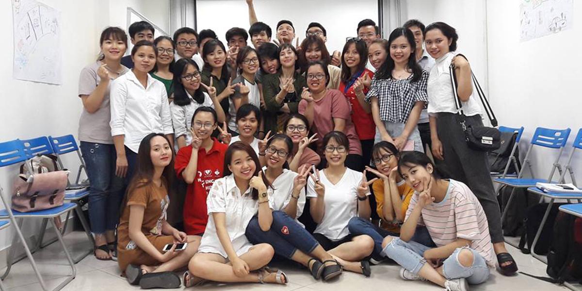 Langmaster – hệ thống tiếng Anh giao tiếp toàn diện cho người mất gốc tại Hà Nội