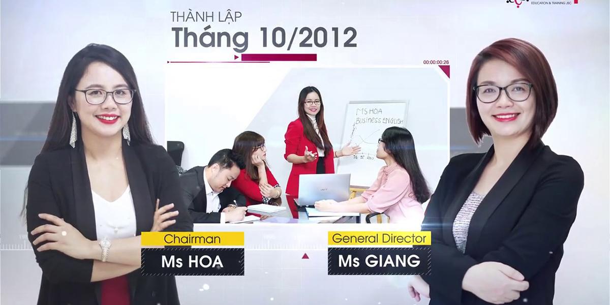 Ms Hoa Toeic với khóa học luyện thi chứng chỉ tiếng Anh cho người mất gốc Hà Nội