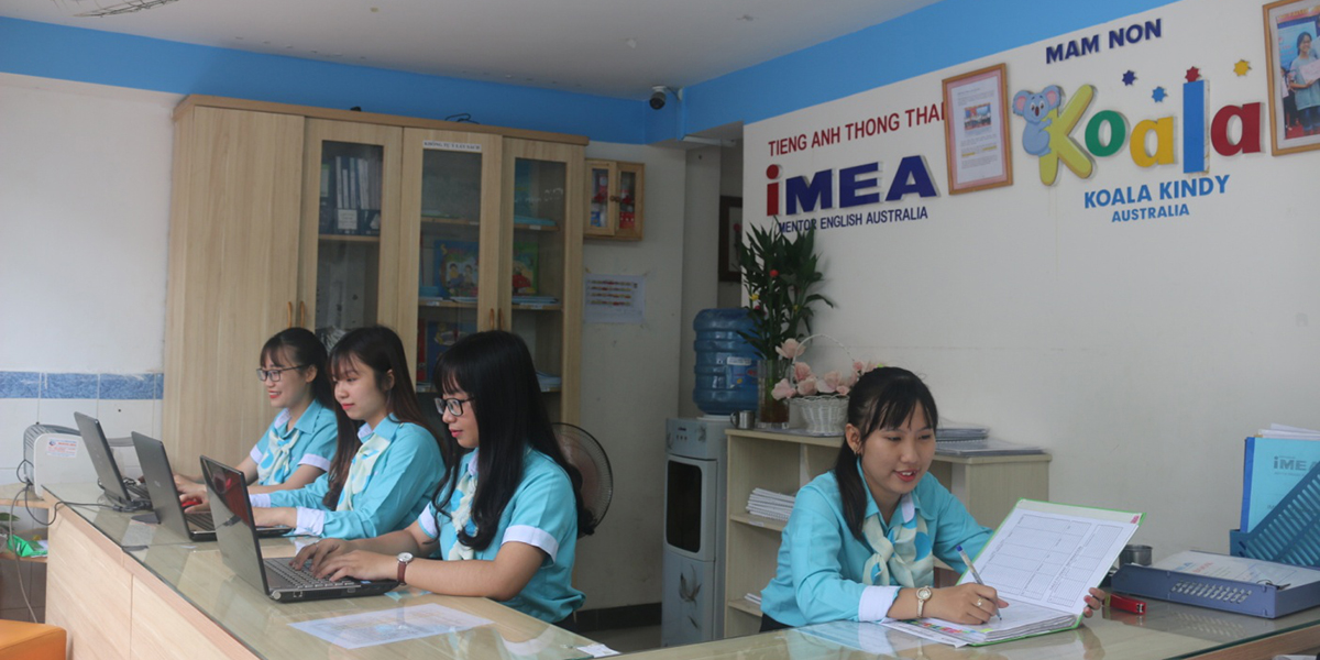 Khóa tiếng Anh giao tiếp cho trẻ phát triển khả năng ngôn ngữ toàn diện tại iMEA