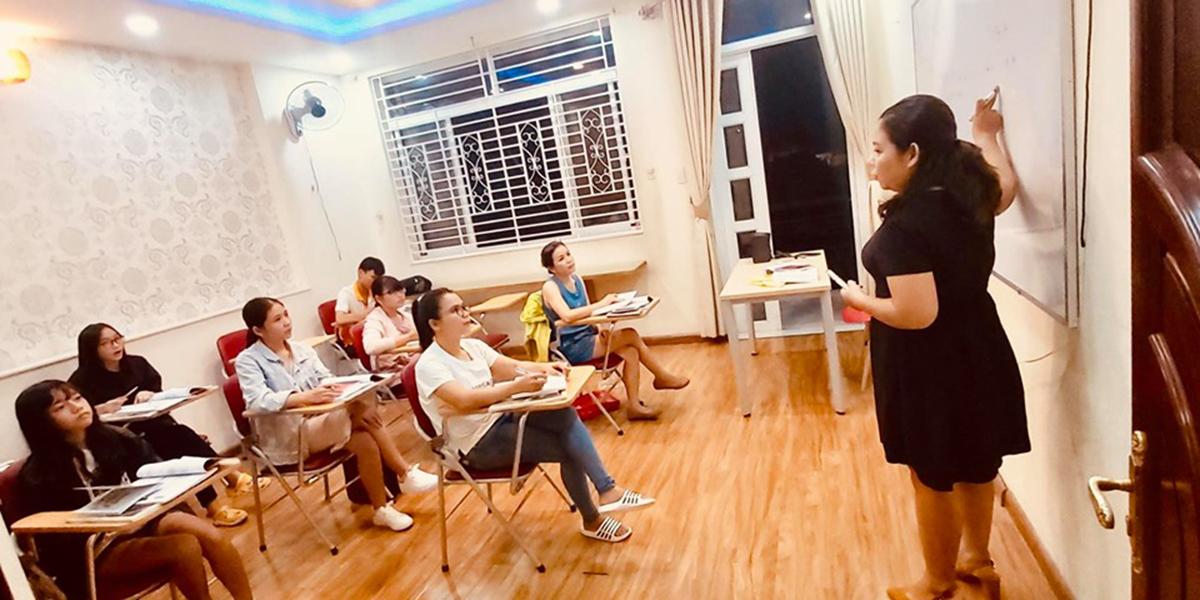 SaiGon Vina - nơi đào tạo tiếng Anh chất lượng có mức học phí rẻ nhất tại TPHCM