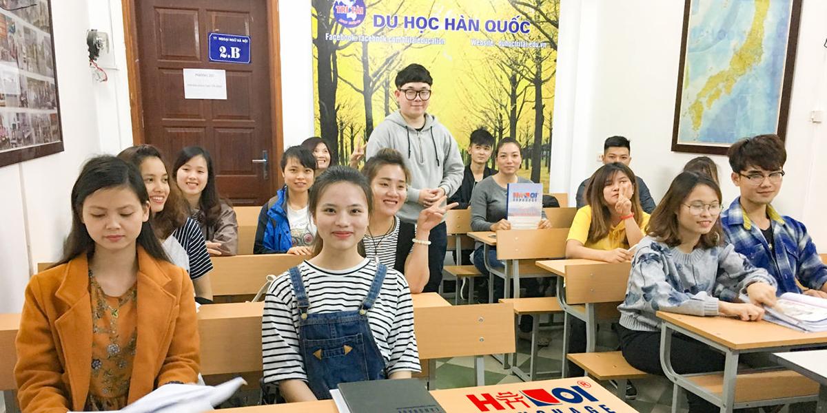 Trung tâm dạy tiếng Hàn Cenlantec Cầu Giấy Hà Nội - trung tâm dạy tiếng Việt cho người Hàn và tiếng Hàn cho người Việt