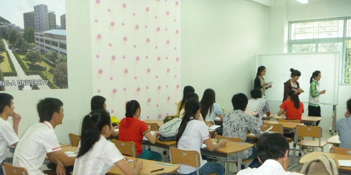 Trung tâm tiếng Hàn đại học sư phạm Hà Nội với cơ sở vật chất, trang thiết bị hiện đại