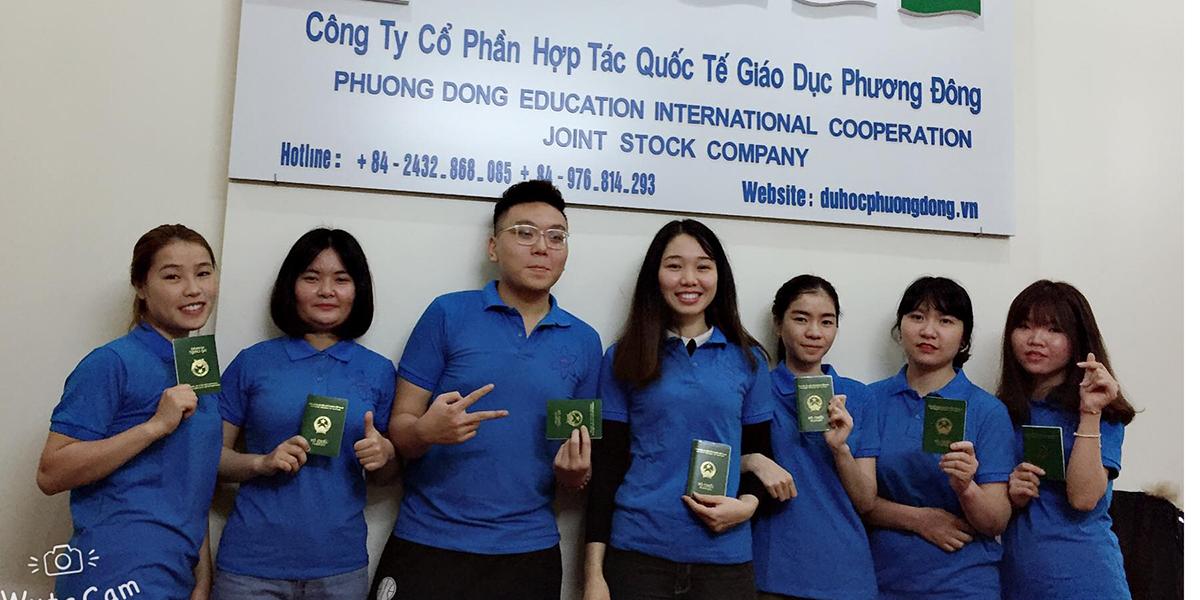 Trung tâm ngoại ngữ Phương Đông - nơi đào tạo tiếng Hàn cho học viên mọi lứa tuổi