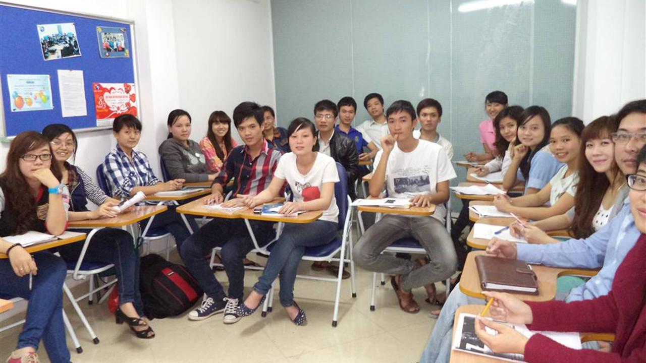 Trung tâm tiếng trung Ánh Dương cầu giấy Hà Nội