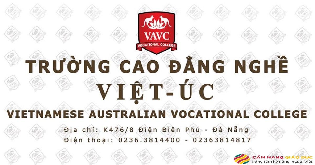 Trường cao đẳng nghề Việt Úc.