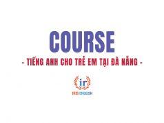 Khoá học tiếng anh cho trẻ em tại IRIS Đà Nẵng