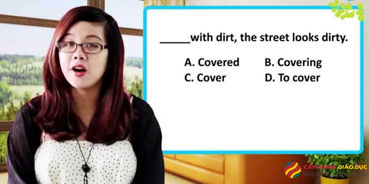 """Học Tips vượt """"bẫy"""" TOEIC cùng Ms Hoa."""