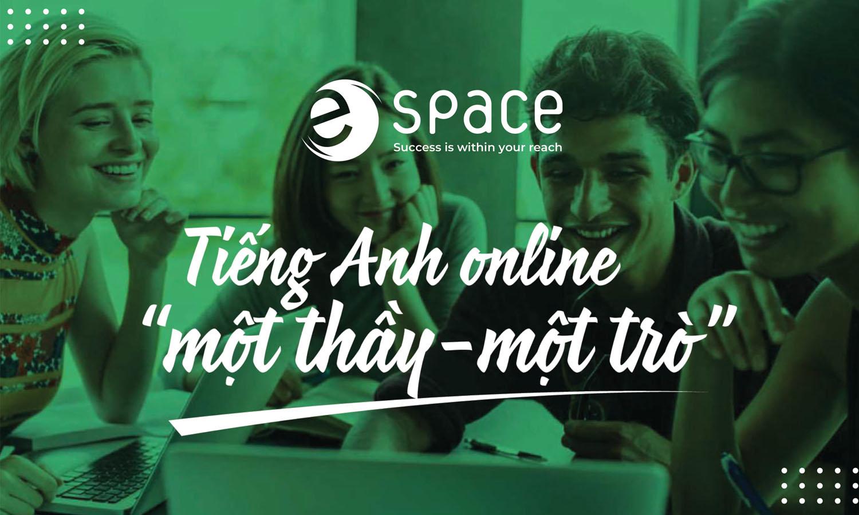 trung tâm tiếng anh online E-Space