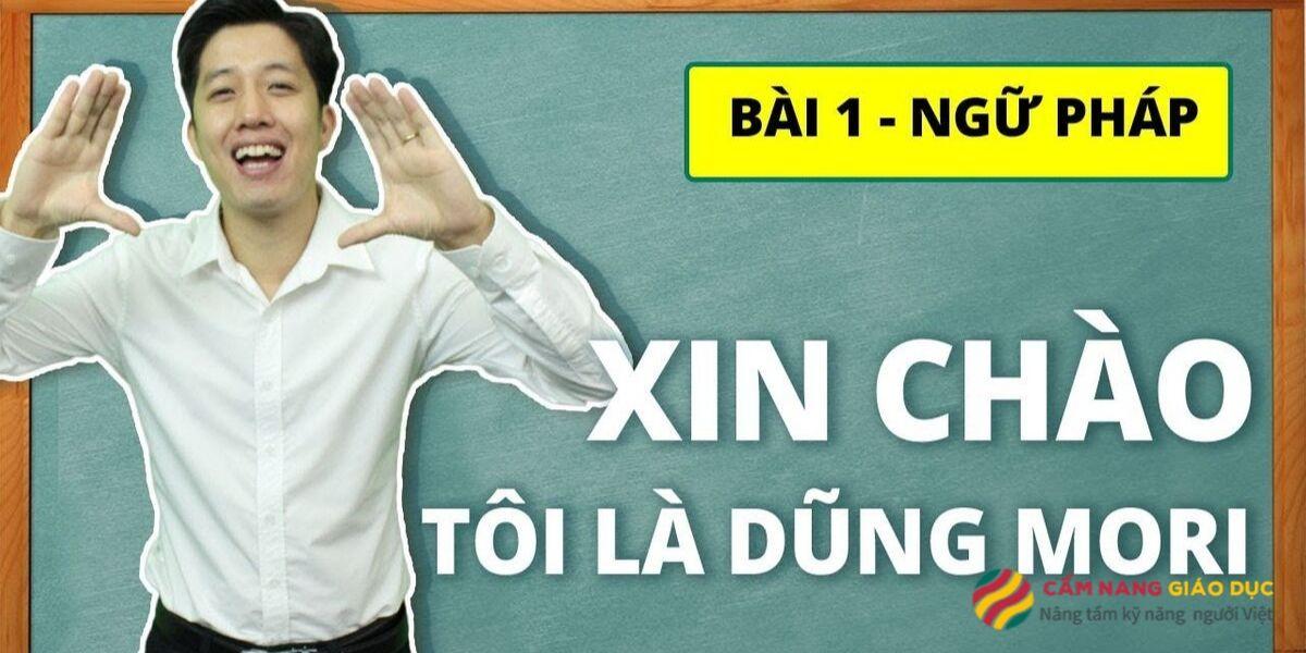 Khóa học tiếng Nhật N1 Dung Mori