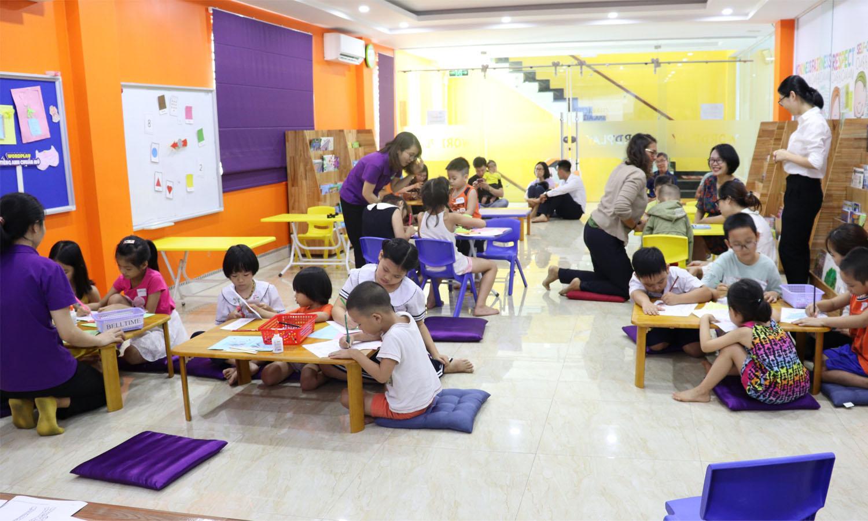 Trung tâm anh ngữ trẻ em Wordplay Đà Nẵng