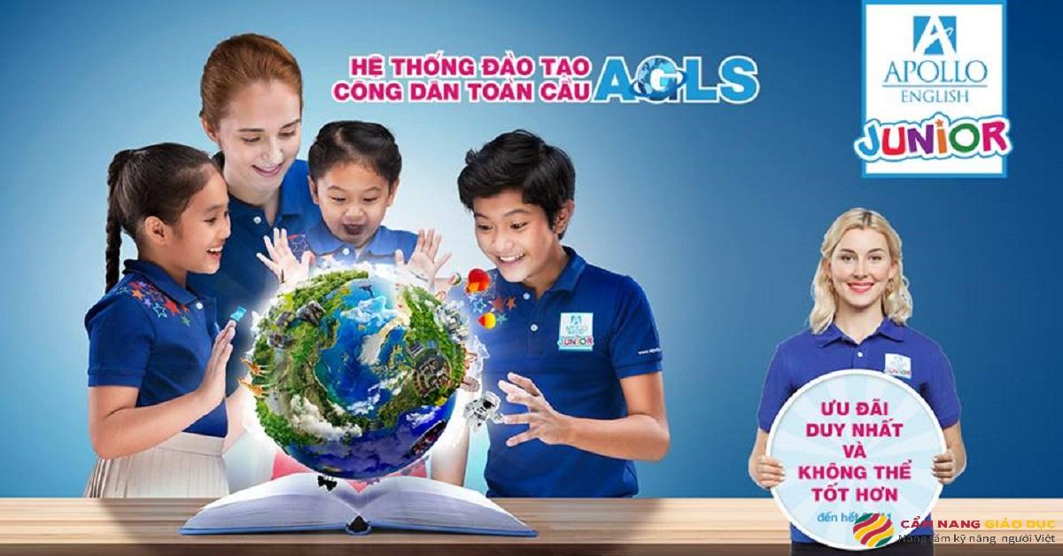 Trung tâm tiếng Anh Apollo - 100% giáo viên nước ngoài.