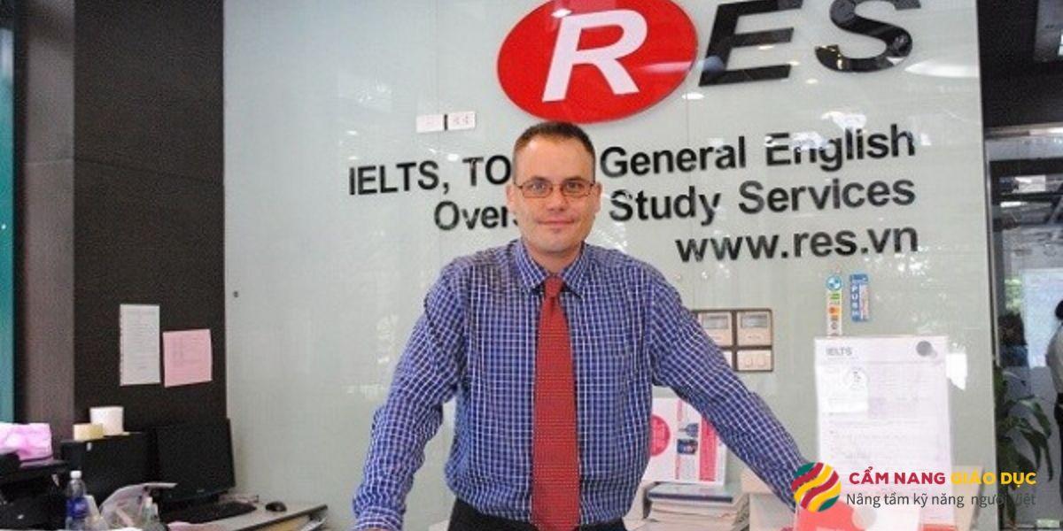 Giáo viên tại RES