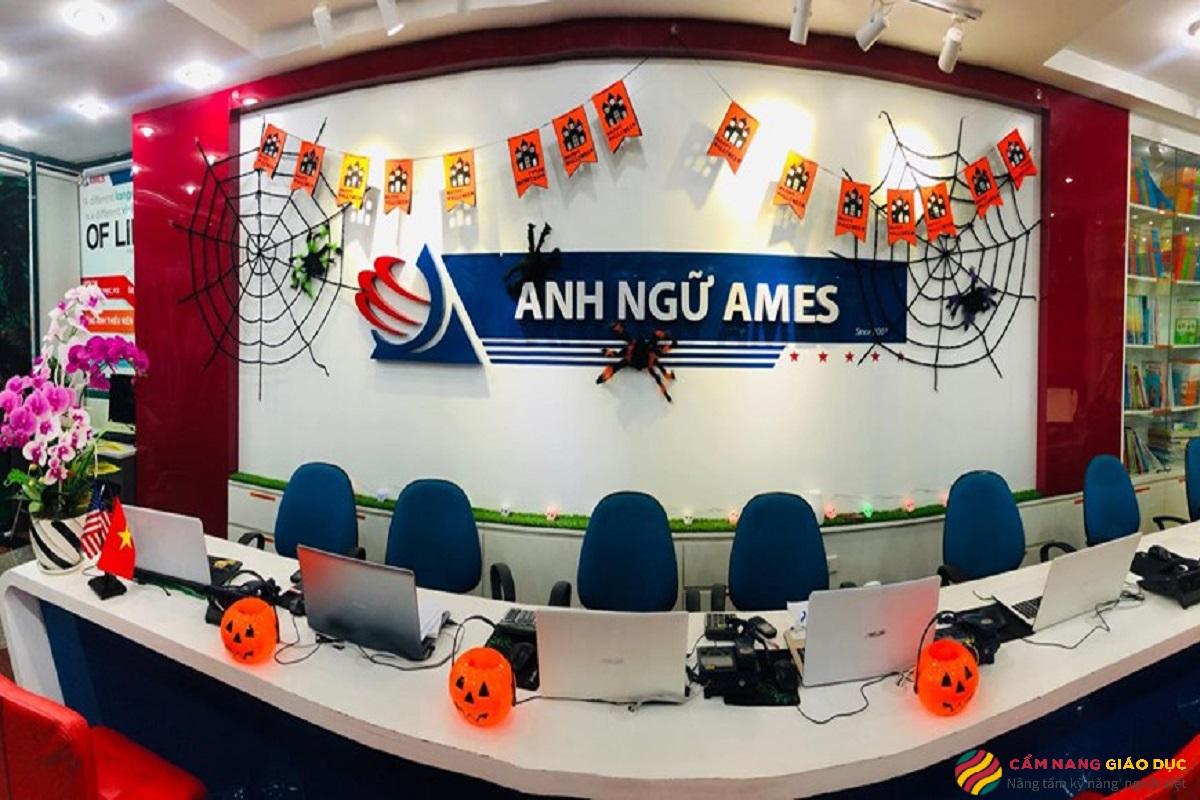 Trung tâm tiếng Anh Đà Nẵng Ames luyện Ielts cam kết đầu ra cho học viên.
