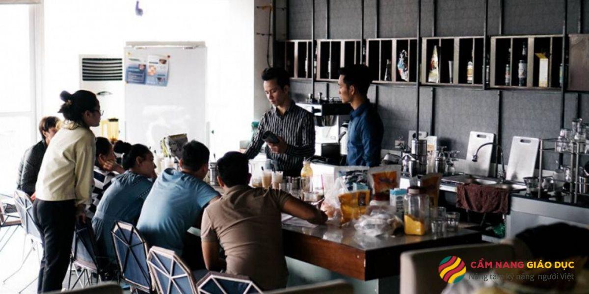 Sở hữu trọn bộ hơn 300 công thức với khóa học pha chế trà sữa Hà Nội tại Jarvis