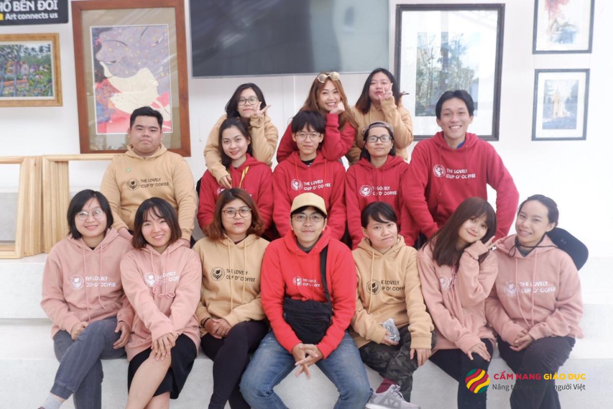 Khóa đào tạo Barista Basic – Du học – Working holiday tại The Lovely Cup Hà Nội
