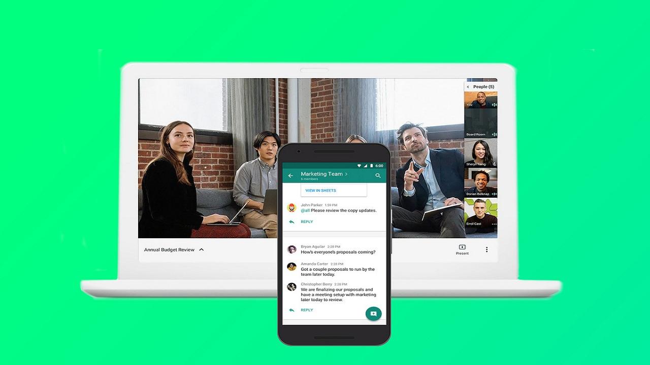 Tổ chức lớp học trực tuyến chân thực nhất với Hangouts
