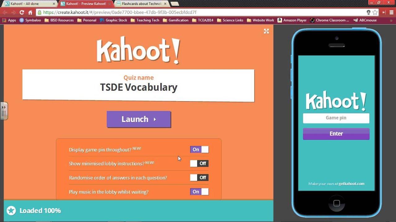 Kahoot giúp việc học trở nên đơn giản và vui vẻ hơn
