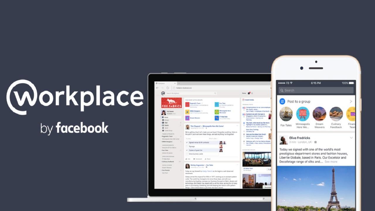 Workplace (Facebook): công cụ mới áp dụng vào học trực tuyến hiệu quả
