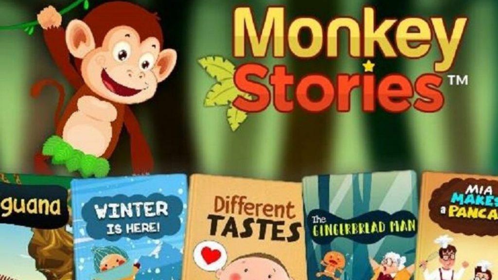Monkey Stories có rất nhiều những câu chuyện thú vị