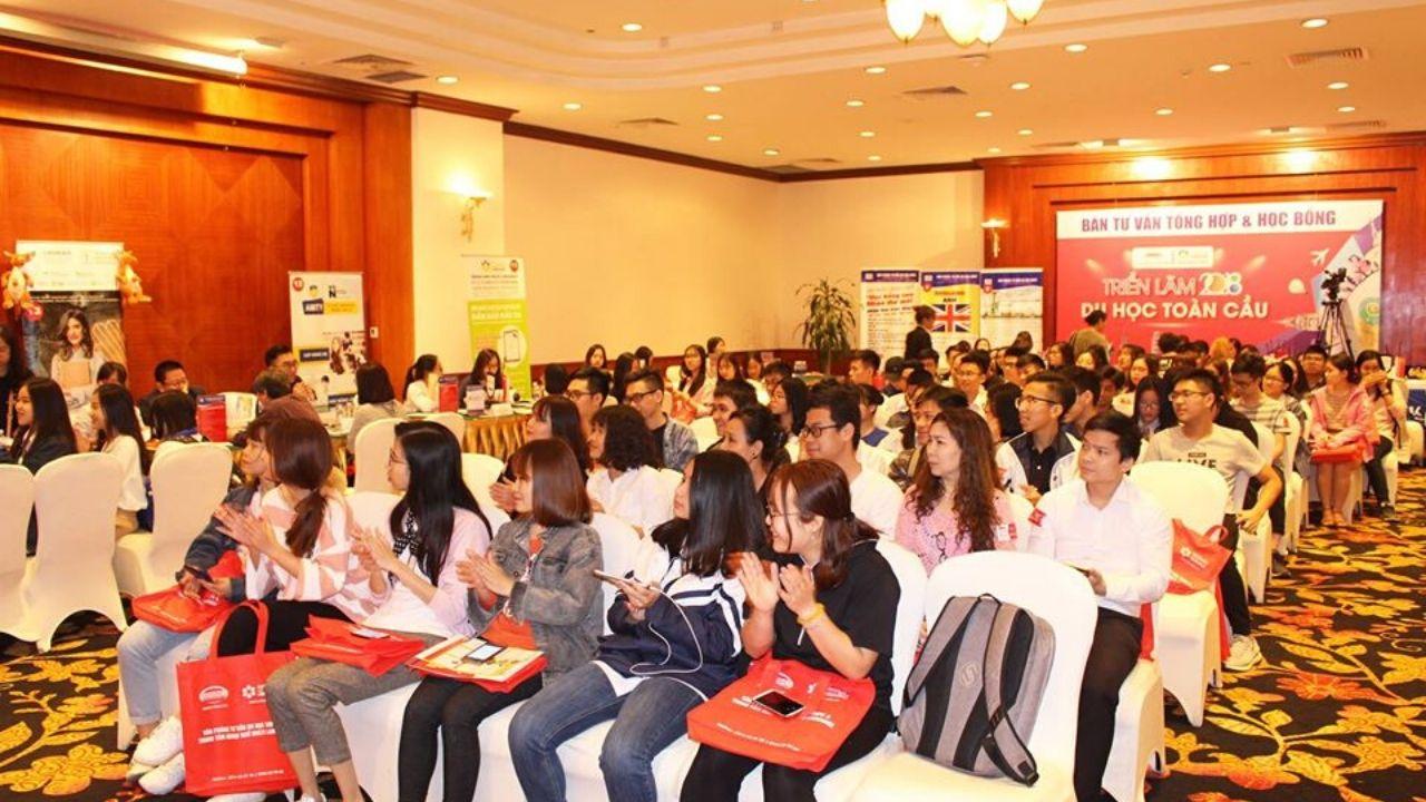 Hội thảo du học do VNPC tổ chức