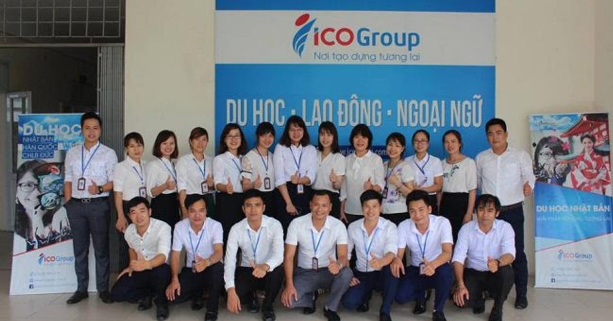 Tập đoàn ICO là trung tâm du học Hàn Quốc tại Hà Nội lớn mạnh với đội ngũ đông nhân viên, chi nhánh trải rộng khắp Việt Nam